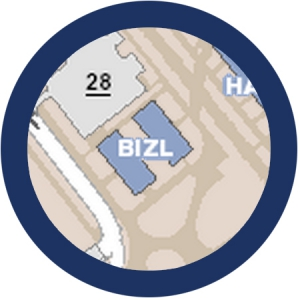BIZZELL BUTTON